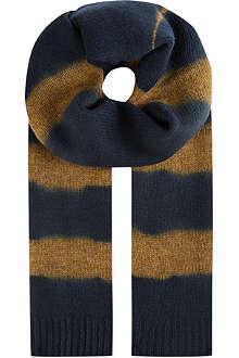 DRIES VAN NOTEN Tie-dye scarf