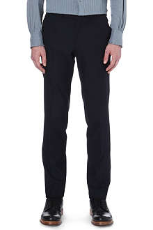 DRIES VAN NOTEN Peeler slim-fit trousers