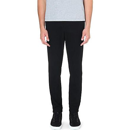 DRIES VAN NOTEN Prelle zip-detailed trousers (Black