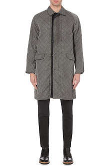 DRIES VAN NOTEN Raiken reversible quilted coat