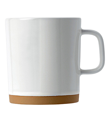 ROYAL DOULTON Olio white mug 300ml