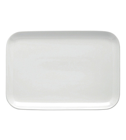 ROYAL DOULTON Olio white platter 33cm