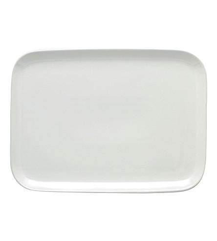 ROYAL DOULTON Olio white platter 38cm