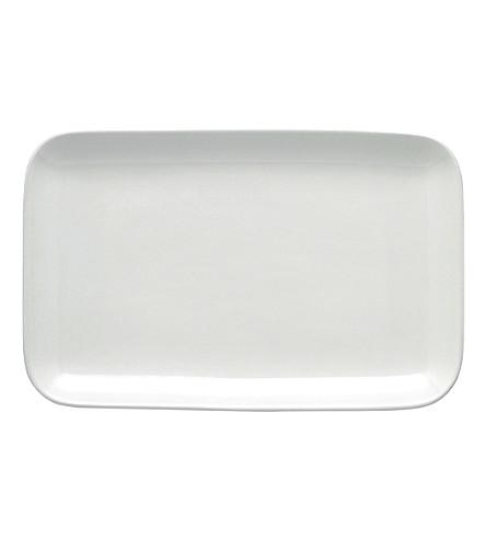 ROYAL DOULTON Olio white platter 27cm