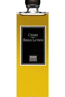 SERGE LUTENS Cedre eau de parfum 50ml