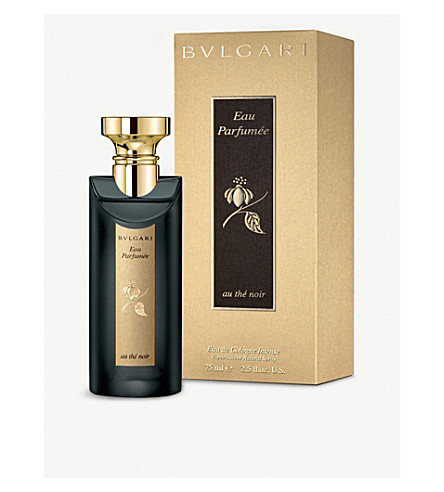 BVLGARI Eau Parfumée Au Thé Noir Intense 75ml