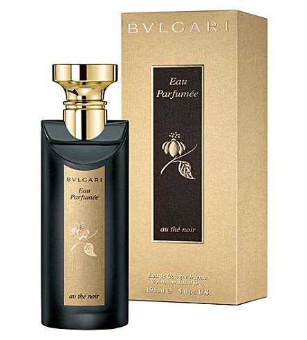BVLGARI Eau Parfumée Au Thé Noir Intense 150ml