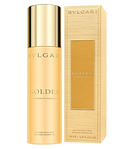 BVLGARI Goldea bath & shower gel 200ml