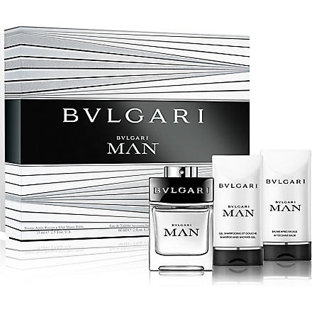 BVLGARI Man eau de toilette 60ml gift set