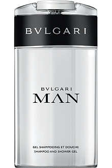 BVLGARI Man shampoo and shower gel 200ml