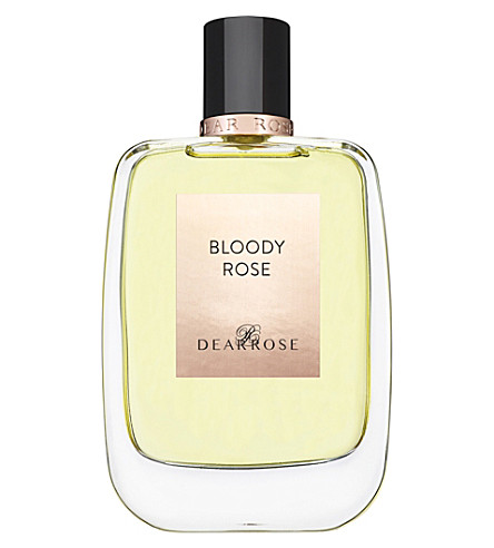 DEAR ROSE Bloody Rose eau de parfum 100ml