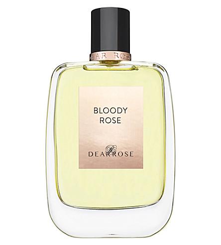 DEAR ROSE Bloody Rose eau de parfum 100ml