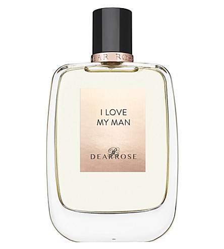 DEAR ROSE I Love My Man eau de parfum 100ml
