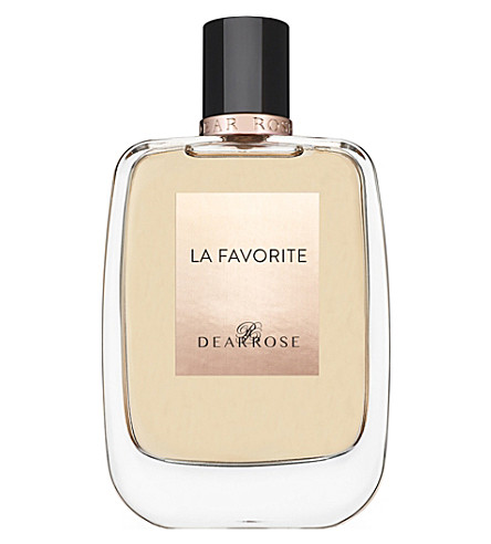 DEAR ROSE La Favorite eau de parfum 100ml