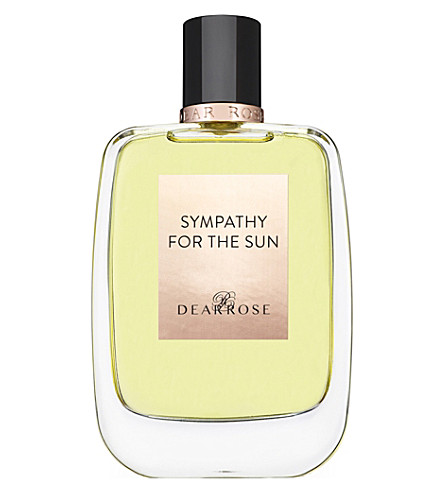 DEAR ROSE Sympathy for the Sun eau de parfum 100ml