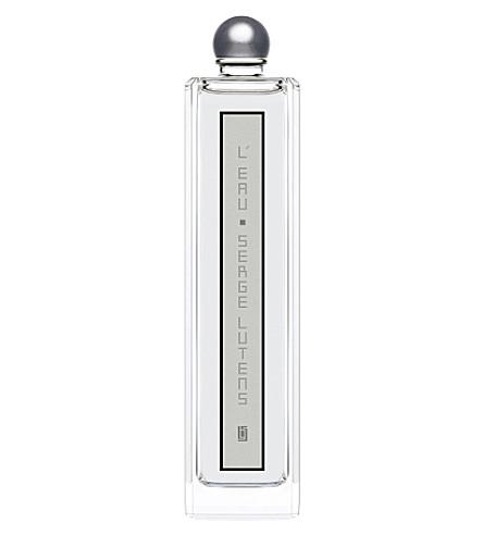SERGE LUTENS 我的香水 Serge Lutens 香水