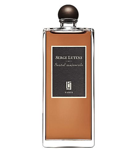 SERGE LUTENS Santal Majuscule eau de parfum 50ml