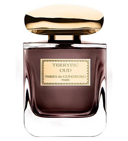 TERRY DE GUNZBURG Terryfic Oud eau de parfum 100ml
