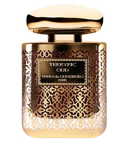 TERRY DE GUNZBURG Terryfic Oud Extreme eau de parfum 100ml