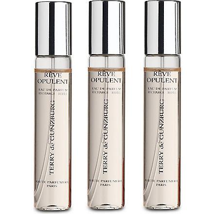 TERRY DE GUNZBURG Reve Opulent eau de parfum refills 3x8.5ml