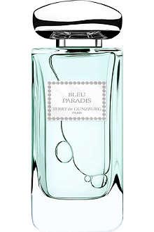 TERRY DE GUNZBURG Bleu Paradis eau de parfum 100ml