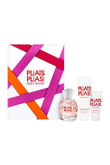 ISSEY MIYAKE Pleats Please eau de toilette 50ml gift set