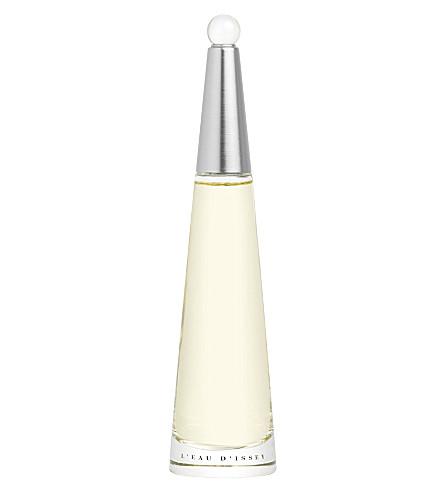 ISSEY MIYAKE L'Eau D'Issey refillable eau de parfum spray 75ml