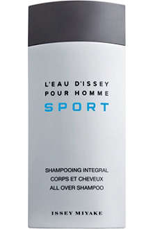 ISSEY MIYAKE L'Eau D'Issey Pour Homme Sport shampoo 200ml