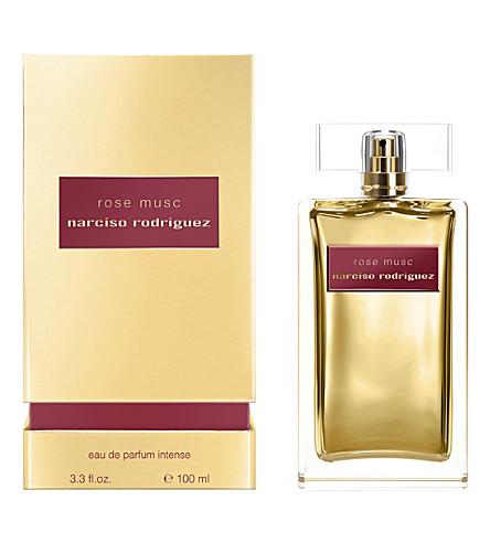 NARCISO RODRIGUEZ Rose Musc Intense eau de parfum 100ml
