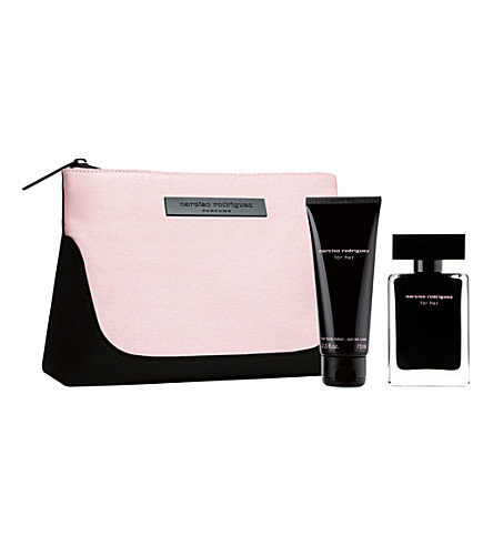 NARCISO RODRIGUEZ For Her eau de toilette 50ml gift set