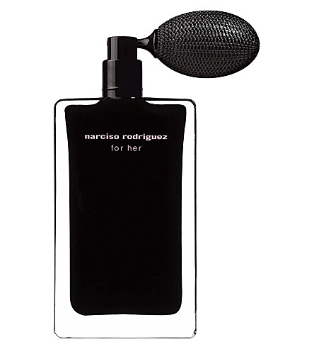 NARCISO RODRIGUEZ For Her limited edition with atomizer