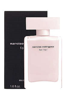 NARCISO RODRIGUEZ For Her eau de parfum 50ml gift set