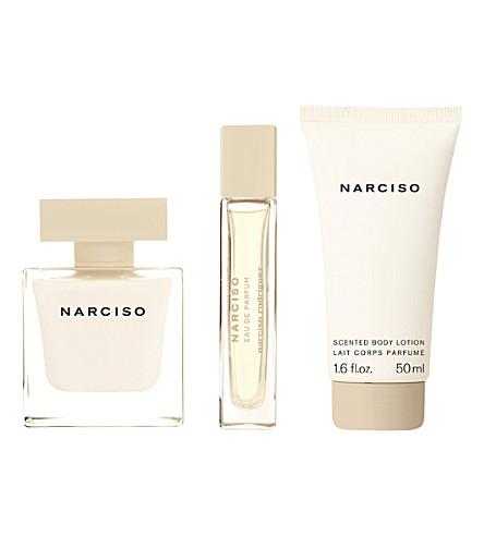 narciso rodriguez narciso eau de parfum gift set 50ml. Black Bedroom Furniture Sets. Home Design Ideas