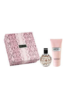 JIMMY CHOO Jimmy Choo eau de parfum 60ml gift set