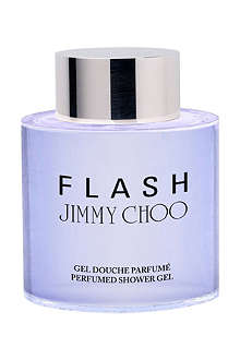 JIMMY CHOO Flash perfumed shower gel 200ml
