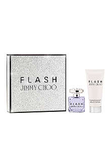 JIMMY CHOO Flash eau de parfum 60ml gift set