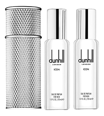 DUNHILL Dunhill london icon spray set