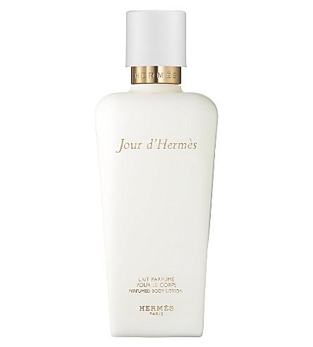 HERMES Jour d'Hermès perfumed body lotion 200ml