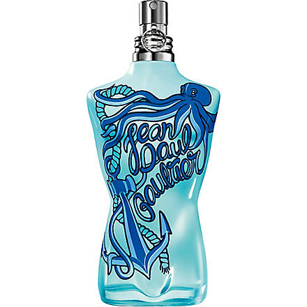 JEAN PAUL GAULTIER Le Male eau de toilette limited edition 125ml
