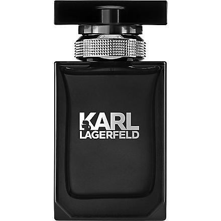 KARL LAGERFELD Karl Lagerfeld for Men eau de toilette 50ml