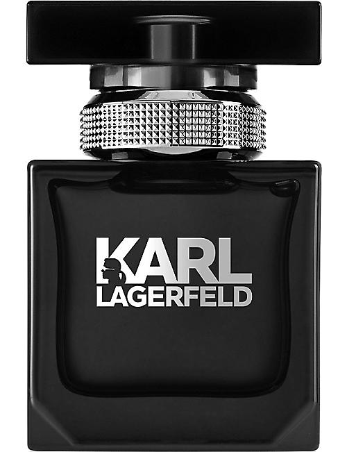 karl lagerfeld karl lagerfeld for men eau de toilette 30ml. Black Bedroom Furniture Sets. Home Design Ideas