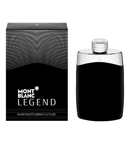 MONTBLANC Legend for men eau de toilette 200ml