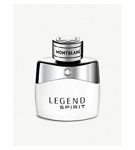 MONTBLANC 传奇精神淡香水