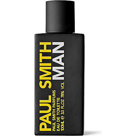 PAUL SMITH Paul Smith Man eau de toilette 100ml