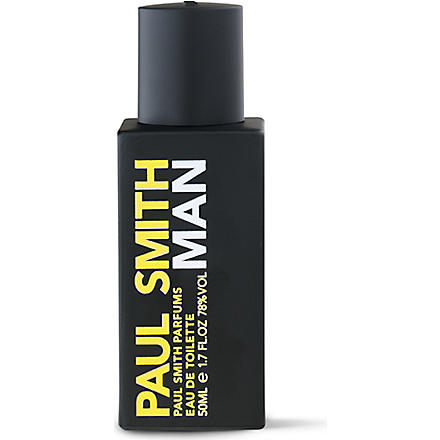 PAUL SMITH Paul Smith Man eau de toilette 50ml