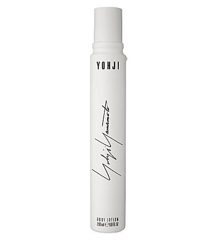 YOHJI YAMAMOTO Yohji body lotion 200ml