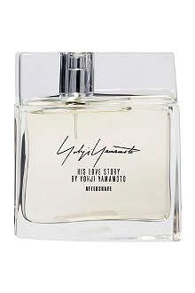 YOHJI YAMAMOTO His Love Story aftershave 100ml