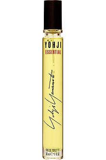 YOHJI YAMAMOTO Yohji Essential eau de toilette
