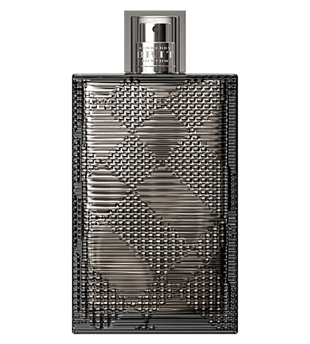 BURBERRY Brit Rhythm Intense 淡香水 50毫升