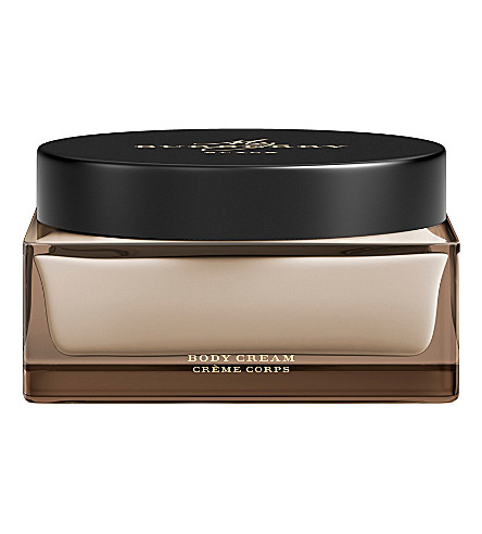 BURBERRY My Burberry Black Body Cream 200ml